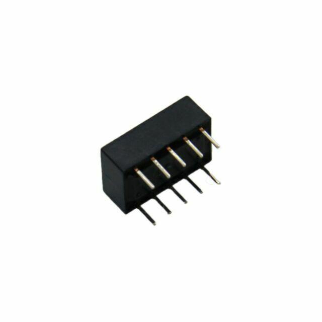 TQ2-L2-9V relais électromagnétiques DPDT ucoil 9VDC icontacts max1A 579Ω
