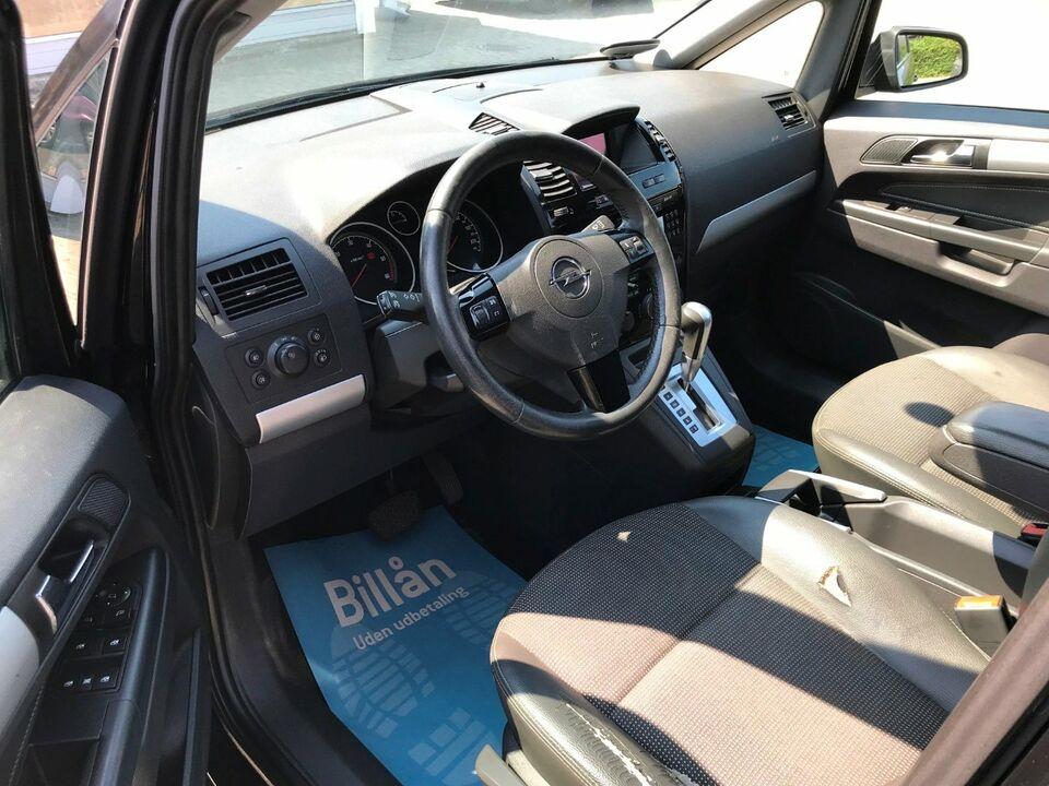 Opel Zafira 1,9 CDTi 150 Flexivan Cosmo aut. Diesel aut.
