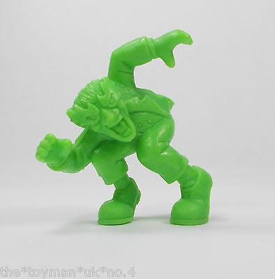 Monster In My Pocket - Series 1 - 45 Spring Heeled Jack - Neon Green