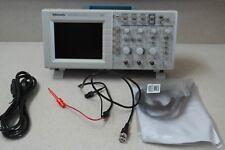 tektronix tds1012 oscilloscope ebay rh ebay com Tektronix 744A Tektronix TDS3054