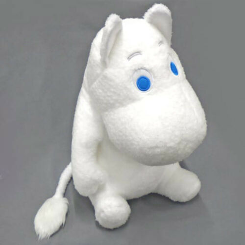 NEW Taito Moomin Fluffy Big Large DX 45cm Stuffed Plush Doll TAI192200 US Seller