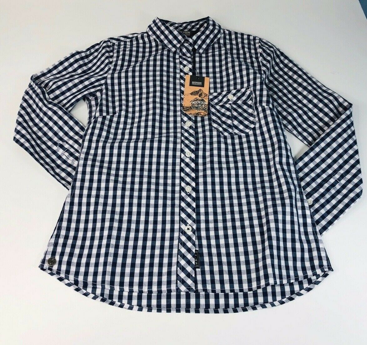 Outdoor research womens chelsea long sleeve shirt size XS color night