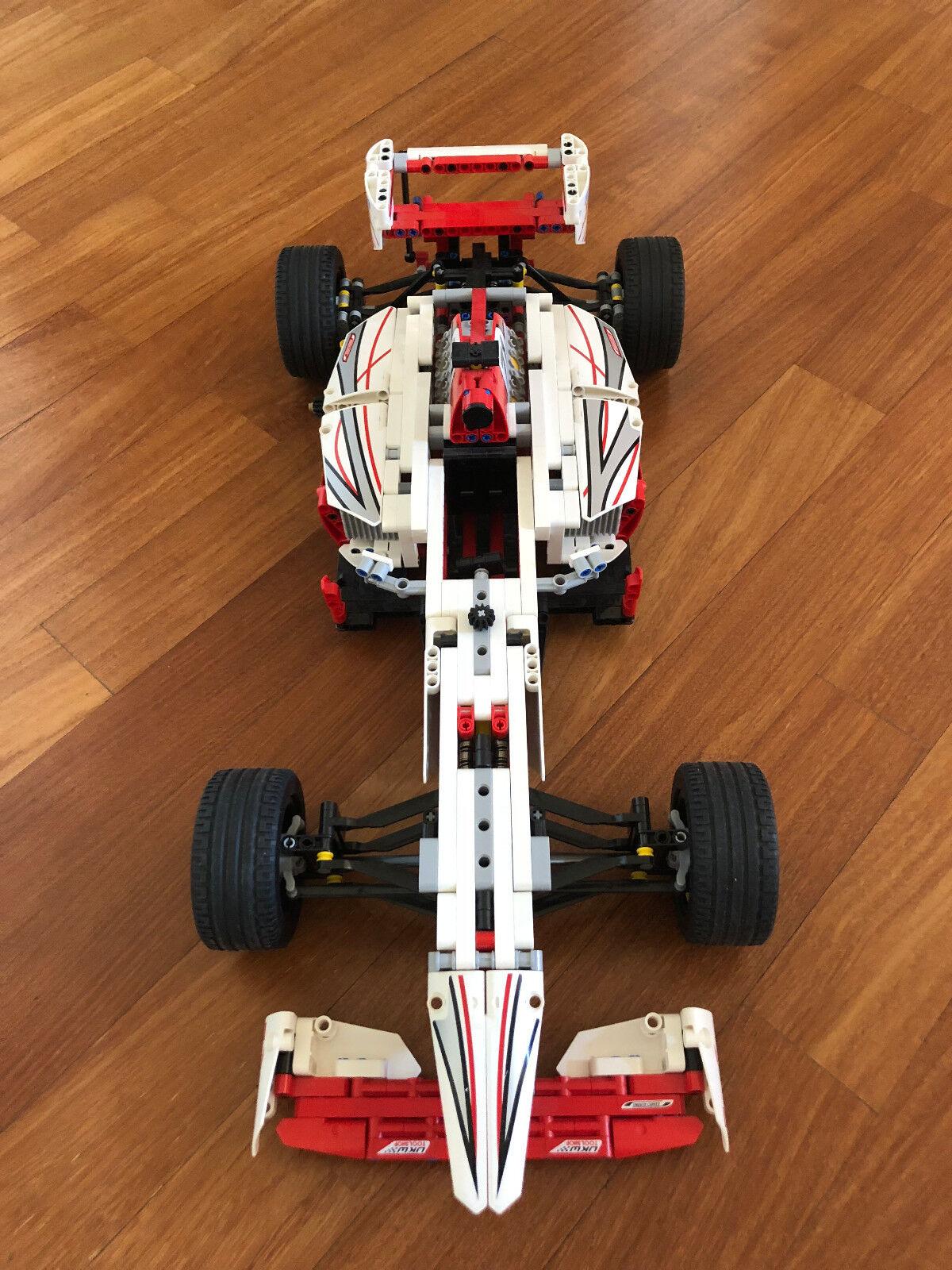 LEGO TECHNIC 42000 AUTO DA CORSA GRAN PRIX