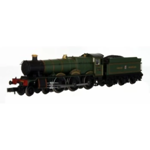 Dapol-2S-010-007D-N-Gauge-GWR-Green-4970-Sketty-Hall-DCC-FITTED
