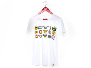 white shirt emoji
