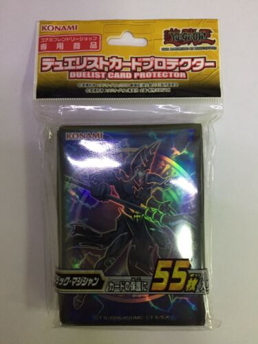 Yugioh Konami Card Sleeves Dark Magician Design X55