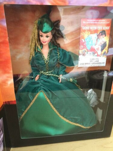 Barbie Scarlett O'Hara, Gone With the Wind Hollywood Legends Collection NRFB