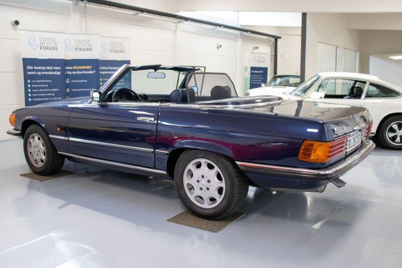 Mercedes 450 SL aut. - 6