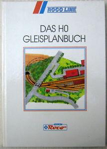 Gleisplan-Gleisplaene-Gleisanlagen-Gleisplanbuch-ROCO-Line-H0-1989-14-Gleisplaene
