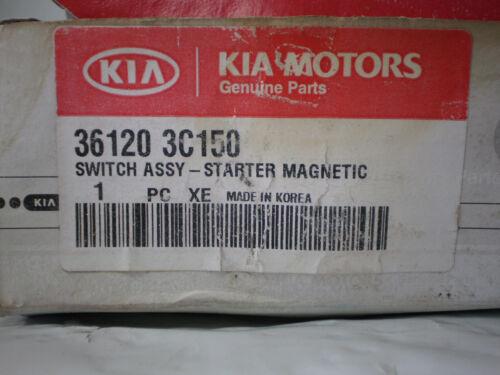 OEM HYUNDAI STARTER SOLENOID 36120 3C150  SW  ASSY STARTER MAGNETIC 361203C150