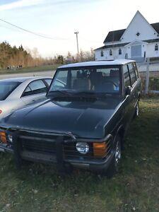 1995 Range Rover
