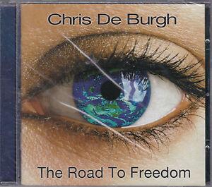 CD-11T-CHRIS-DE-BURGH-THE-ROAD-TO-FREEDOM-DE-2004-NEUF-SCELLE