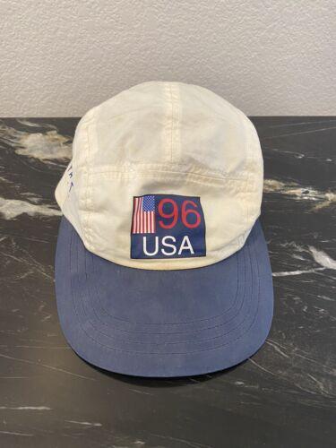 Vintage Polo Sport 1996 Yacht Challenge Hat 1992 9