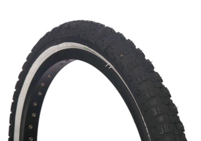 "1 WHITE WALL 20x1.75/"" LOWRIDER Bike bicycle tread TIRE Duro #258892 Schwinn S2"