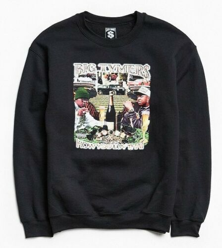 Cash Money Records Big tymers Pull Sweat Neuf 100/% Authentique