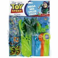 Disney Toy Story 48-piece Mega Pack Birthday Party Favors Supplies Goodies