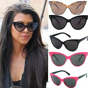 fashion sunglasses for women  Vintage Goggles Cat Eye Metal Frame Women Designer Fashion ...