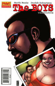 The-Boys-Comic-Issue-35-Modern-Age-First-Print-2009-Garth-Ennis-Darick-Robertson