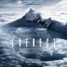 EVEREST (MUSIQUE DE FILM) - DARIO MARIANELLI (CD)