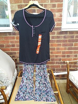 BODY BLEU Super Soft Pyjama Set in Purple