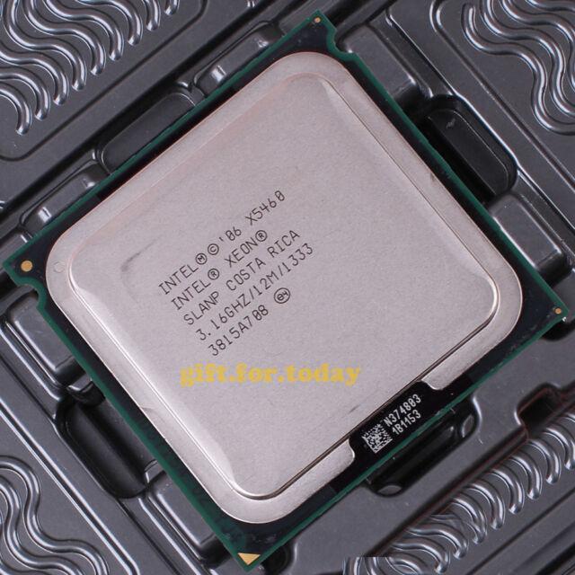 Original Intel Xeon X5460 3.16 GHz Quad-Core (EU80574KJ087N) Processor CPU
