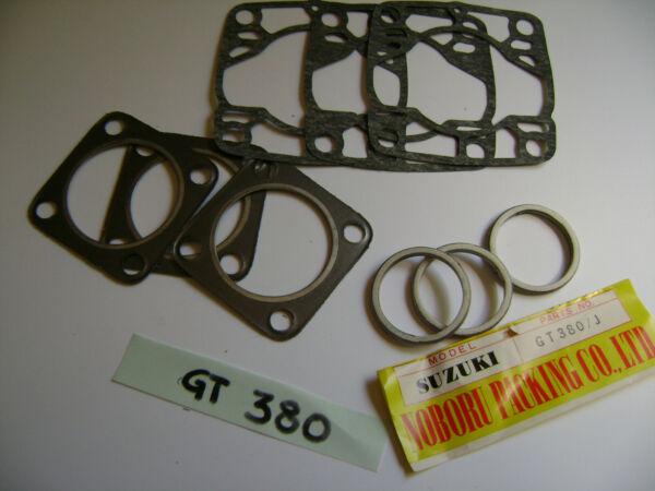 Suzuki Gt 380 Juntas Cylindros Comfortabel En Gemakkelijk Te Dragen
