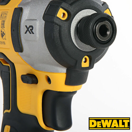 Dewalt DCF887 18 V Brushless Impact Driver 3 Vitesse 1 x Batterie 4ah /& Chargeur