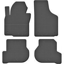 Bj. 2003-2013 4-teile Set Gummimatten Fußmatten 1.5 cm Rand SKODA OCTAVIA II