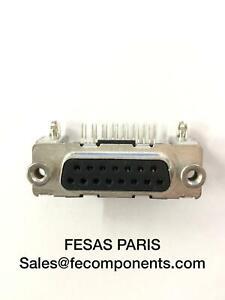 TE Connectivity 343751-1 Connecteurs D-Sub Standards [Lot de 25Pcs]