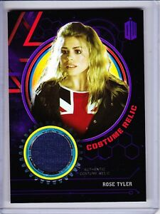 Topps-Doctor-Who-Extraterrestrial-Encounters-Costume-Trading-Card-Selection