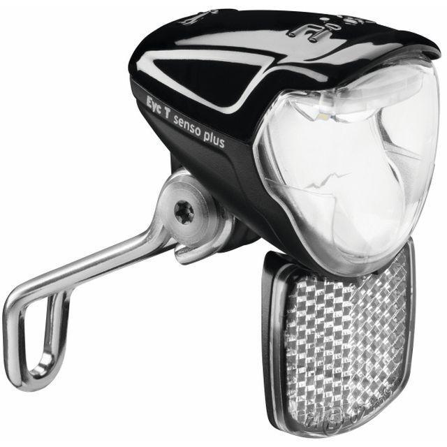 B&M Lumotec Eyc plus LED-Scheinwerfer black 2017 für Seitenläuferdynamo