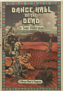 Tony-Hillerman-Dance-Hall-of-the-Dead-SIGNED-FIRST-EDITION-EX-LIBRARY