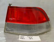 1999-2000 Honda Civic Coupe Right Pass Genuine OEM Clear tail light 12 6B2