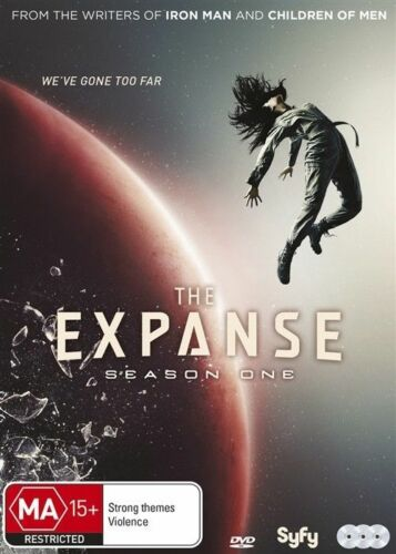 1 of 1 - The Expanse: Season 1 (DVD, 2017, 3-Disc Set), NEW SEALED REGION 4