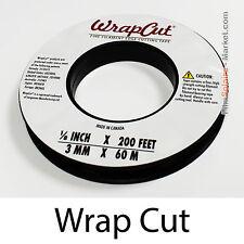 """""""WrapCut"""" - 60m, -Faden coupe vinylfolie, klebstoff, abdeckung, wrap, Faden Band"""