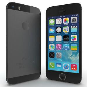 APPLE-IPHONE-5S-16GB-GRIGIO-SIDERALE-GRADO-A-B-ACC-SMARTPHONE-RICONDIZIONATO