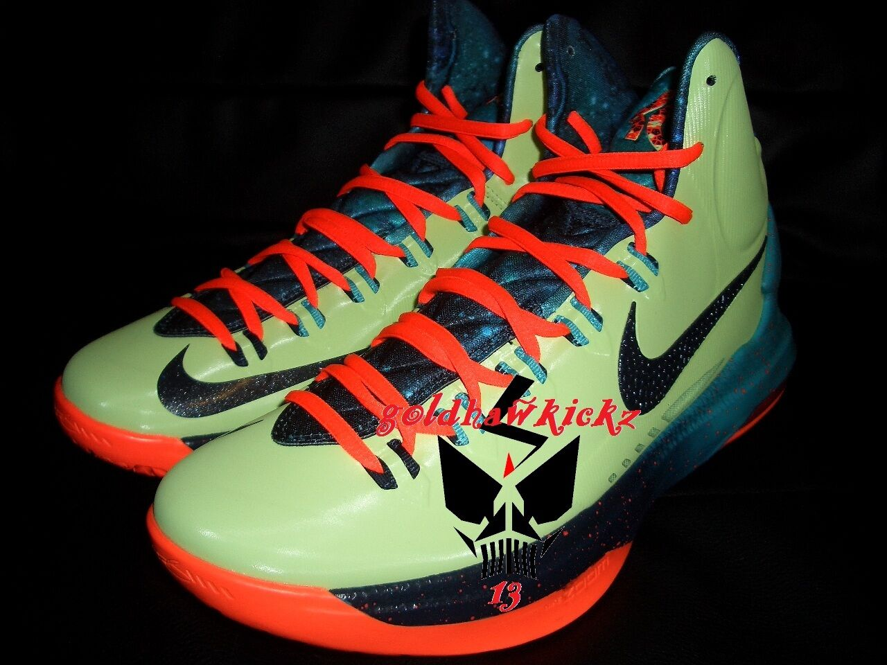 Nike kd / 5 nba - all - star star star - spiel raum 72 houston galaxie durant asg - 583111 300 7bce7e