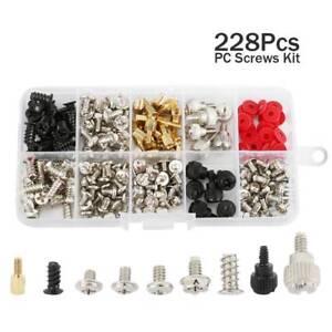 228pcs-Computer-PC-Screws-Kit-for-Motherboard-Case-Fan-CD-ROM-Hard-Disk