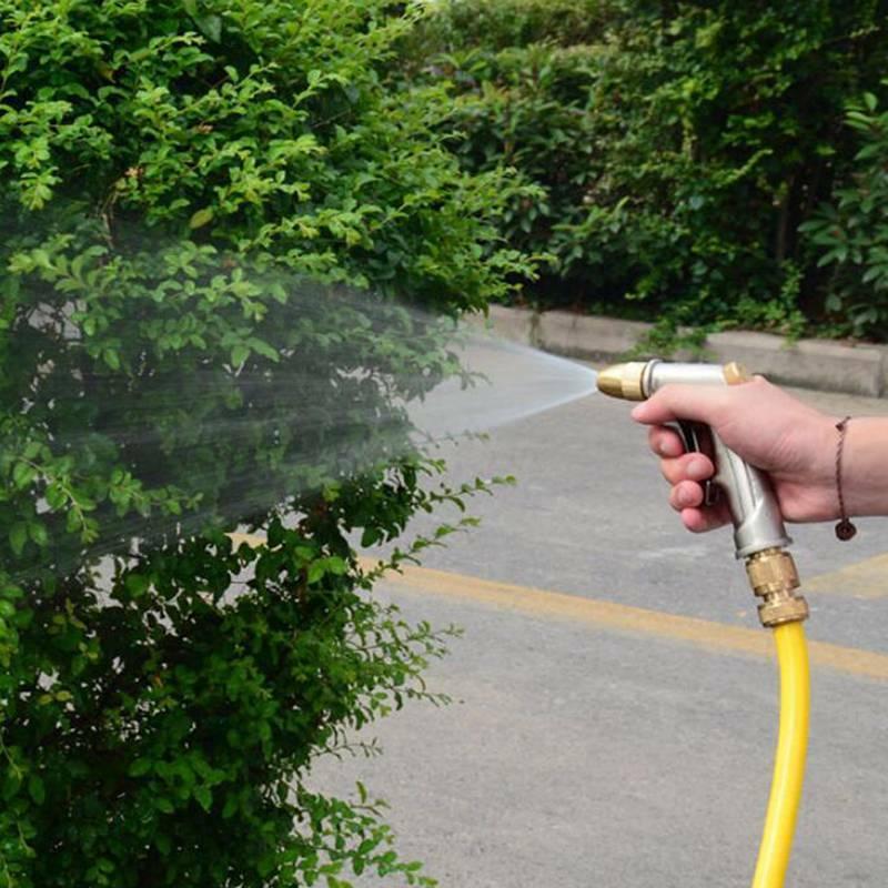 Portable Water Spray High Pressure Sprinkle Tools Practical Car Washing FI