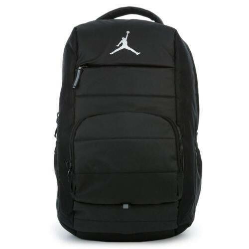 0a13f7ed112a Air Jordan Jumpman All World Laptop Backpack Black Gray 9a1640 023 for sale  online