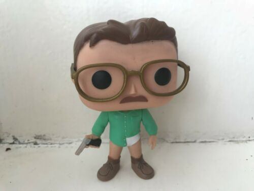 FUNKO POP VINYL #158 BREAKING BAD WALTER WHITE PANTS FIGURE TELEVISION SERIES
