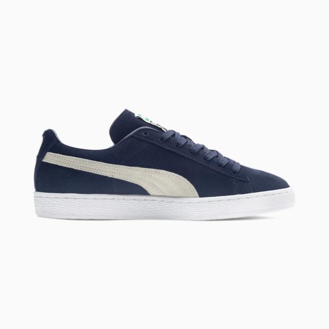 Puma Men's Suede Classic Sneakers Blue