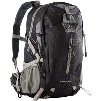 Red Rock Outdoor Gear Canyon Technical Backpack (Black)