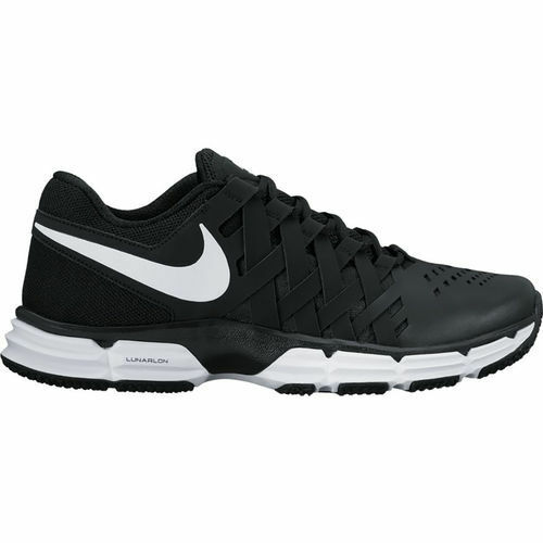 NEW MENS NIKE LUNAR FINGERTRAP TR 4E WIDE SNEAKERS 898065 001-SIZE 10,11