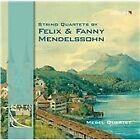 String Quartets by Felix & Fanny Mendelssohn (2011)