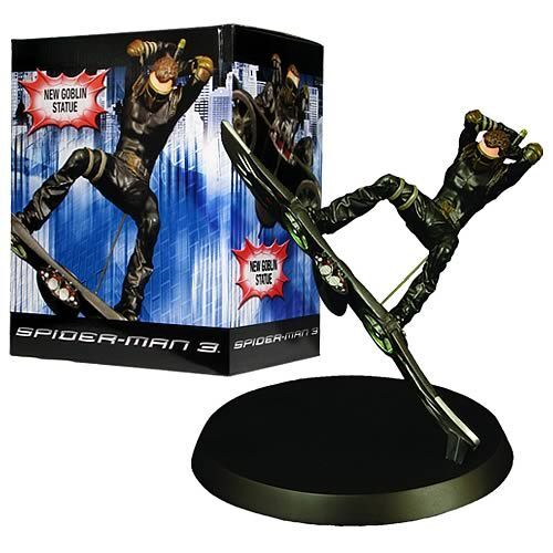 DIAMOND SELECT  SPIDERMAN 3 NEW GOBLIN STATUE