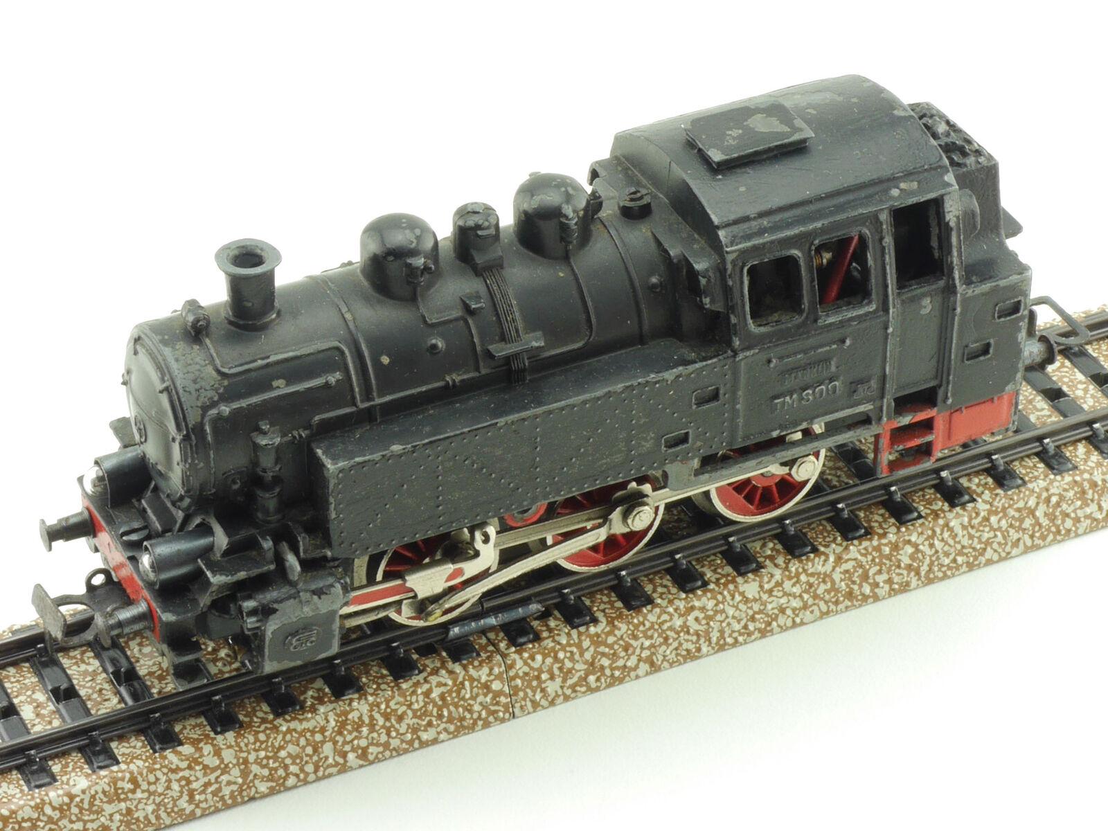 Märklin TM 800.2 Tenderlok Dampflok BR 80 3004 ohne Karton 1603-26-07
