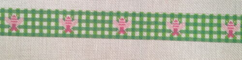 Pease on Earth Bees Belt Needlepoint Canvas 18M