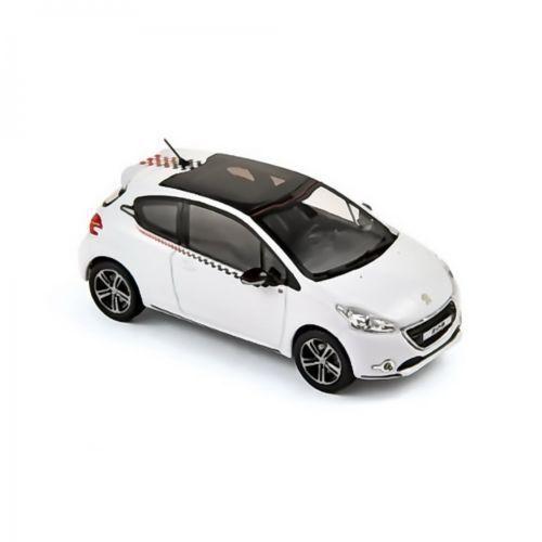 Peugeot 208 Line S - 3 dörrar de 2012 au 1  43 de NOREV