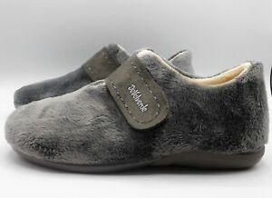 Ladies-Ankle-Boot-Slipper-DeValverde-9724-Gris-Grey